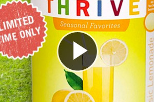 THRIVE Tip: Classic Lemonade