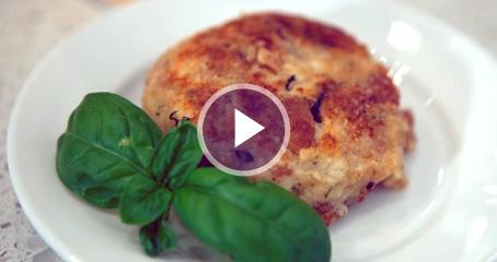 Potato & Spelt Cakes