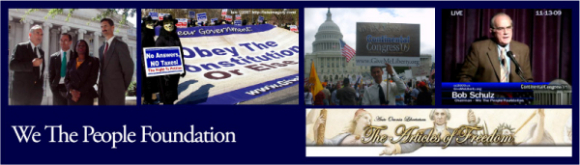 We The People Foundation For Constitutional Education, Inc.