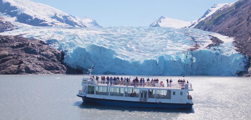 Portage Glacier Cruises