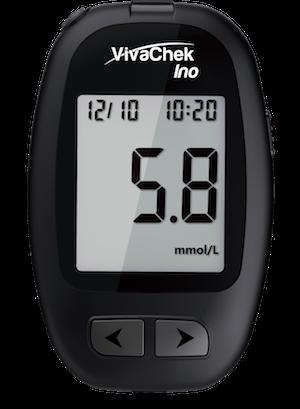 VivaChek Blood Glucose Meter