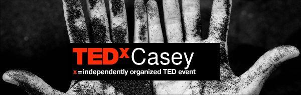TEDxCasey 2019 Banner