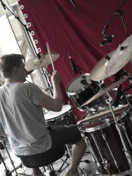 Steven drums