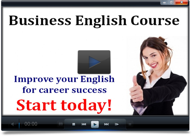 More information about the Business English Course