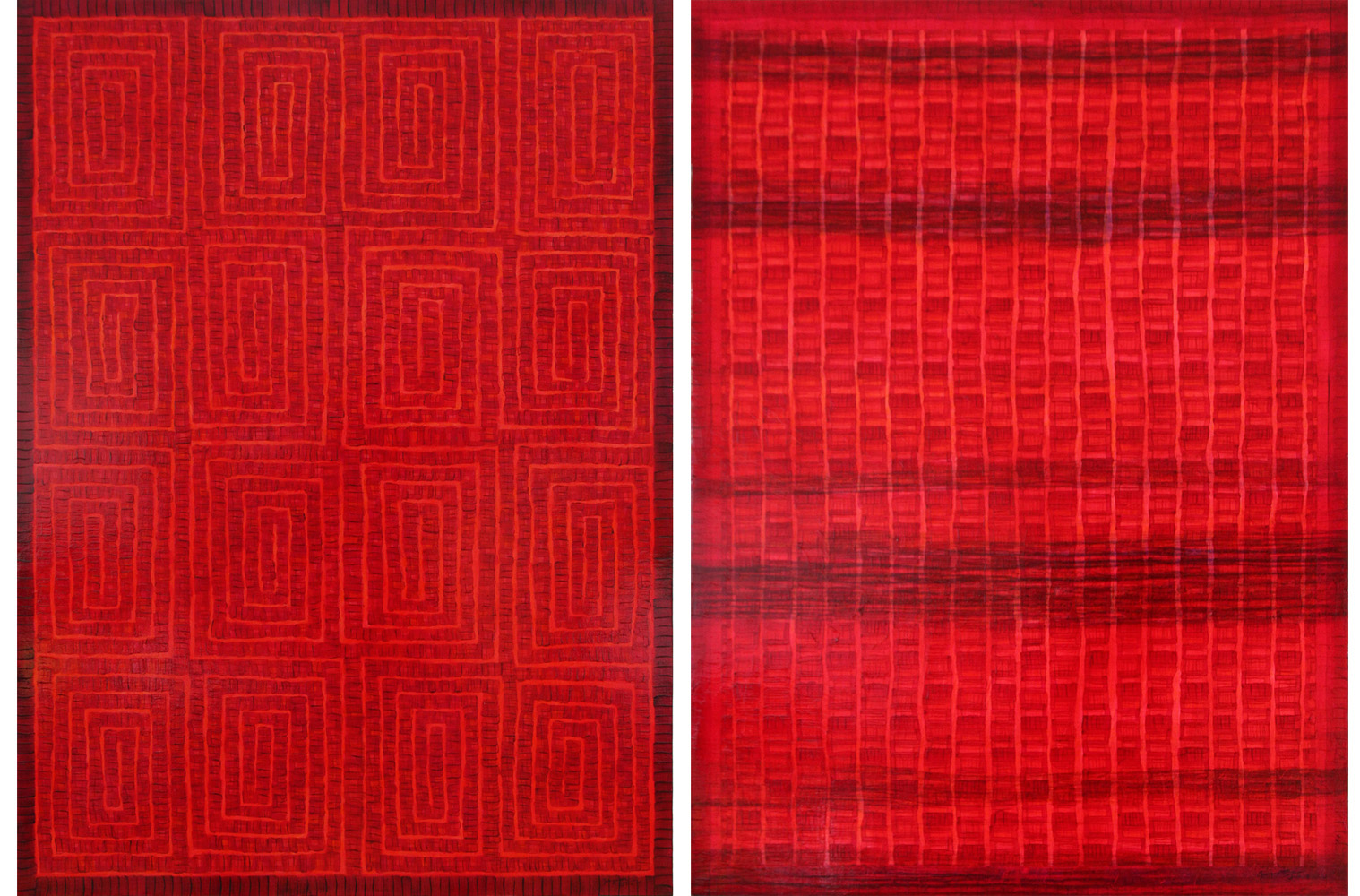 Jiang Weitao Paintings