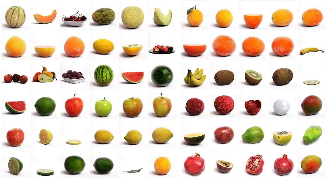 REAL FRUITS
