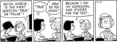 """""""How do you know?"""""""