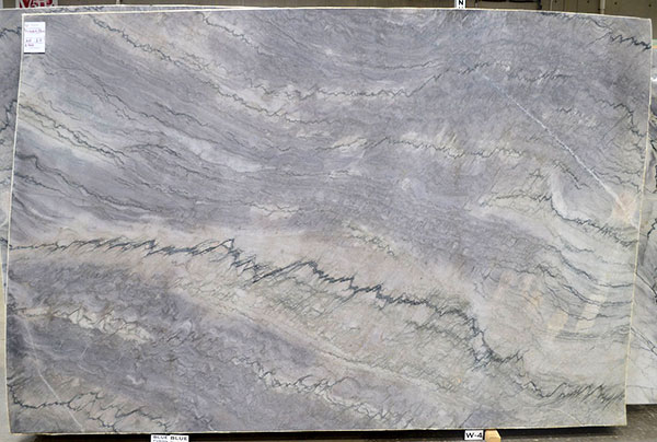 Blue Fusion Leathered Quartzite