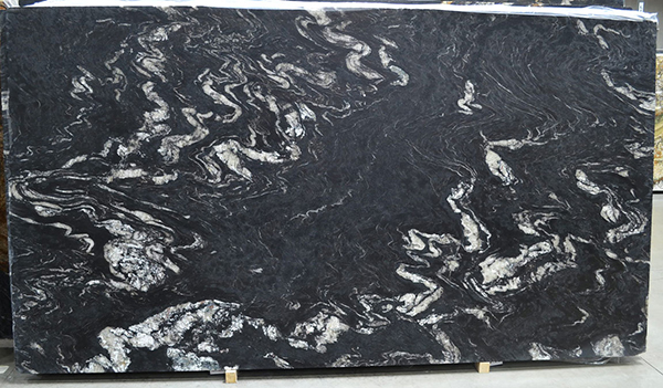 Titanium Leathered Granite