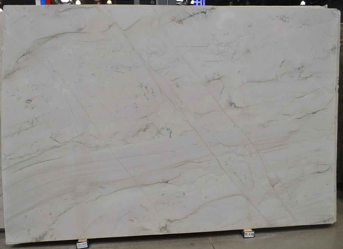 Silver Macaubas Quartzite