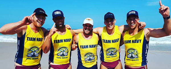 Congratulations to Bulli for winning the Open Men at the TEAM NAVY ASRL OPEN!