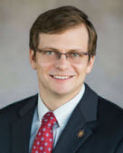 Picture of attorney Zac Grey