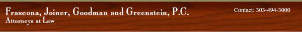 Frascona, Joiner, Goodman and Greenstein, P.C.