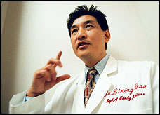 Dr. Lixing Lao