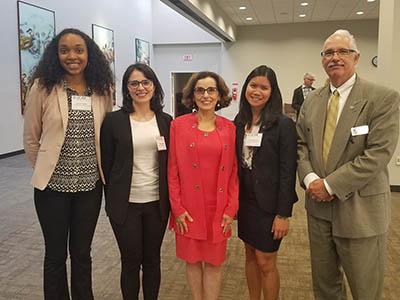 France Cordova and UCAR Next Generation Fellows
