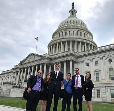 2018 UCAR Capitol Hill Visits Essayists