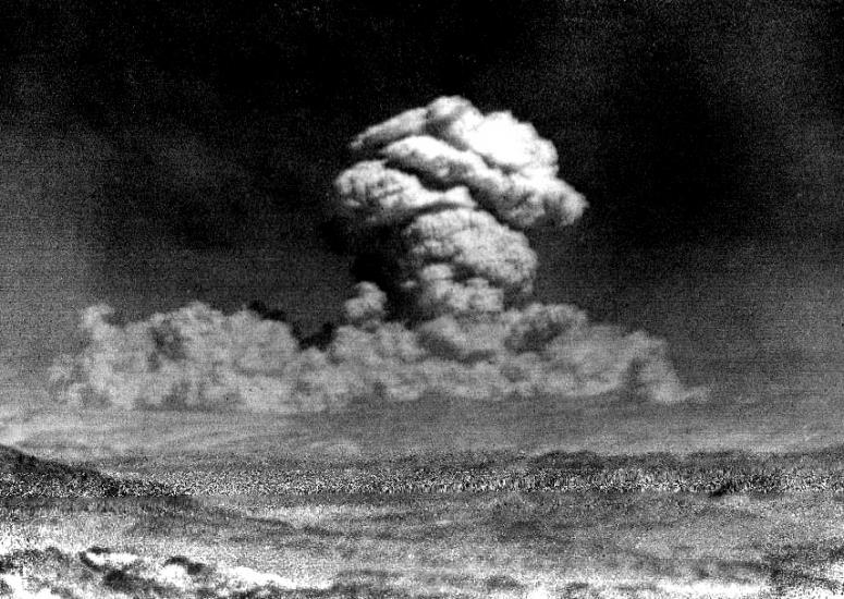 Image of 1962 nuclear bomb test