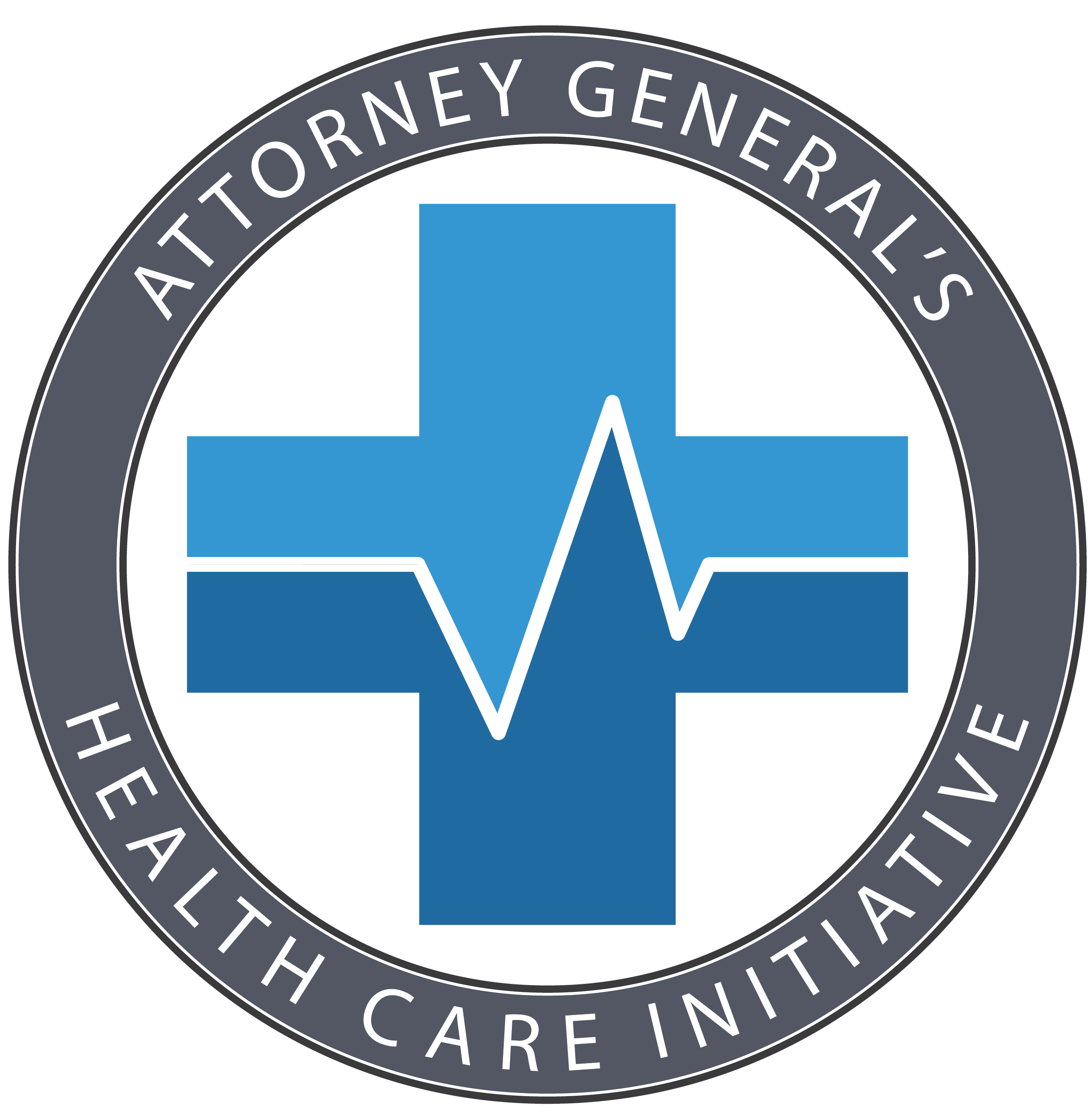Attorney General's Office Health Care Logo