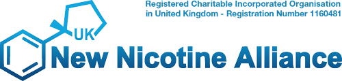 New Nicotine Alliance UK logo