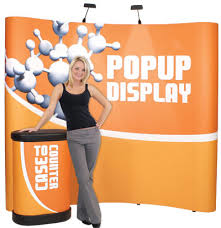 Popup Display Booth