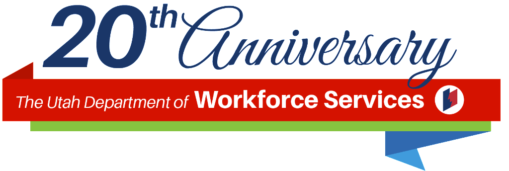20th Anniversary of the Utah Department of Workforce Services