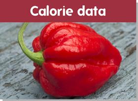 Calorie Data