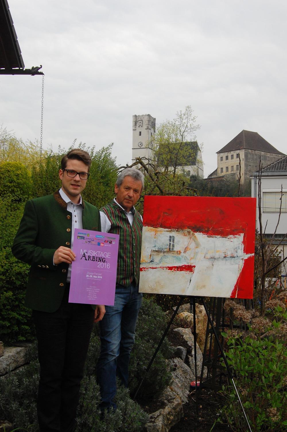 Rafael Hintersteiner und Gottfried Kranzl (c) Kranzl