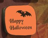 Halloween Duo Transfer Sheet