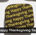 Happy Thanksgiving Transfer Sheet