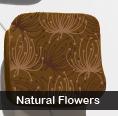 Natural Flowers Transfer Sheet