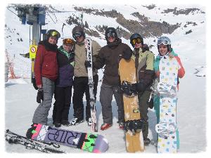 Skiweekend Hasliberg