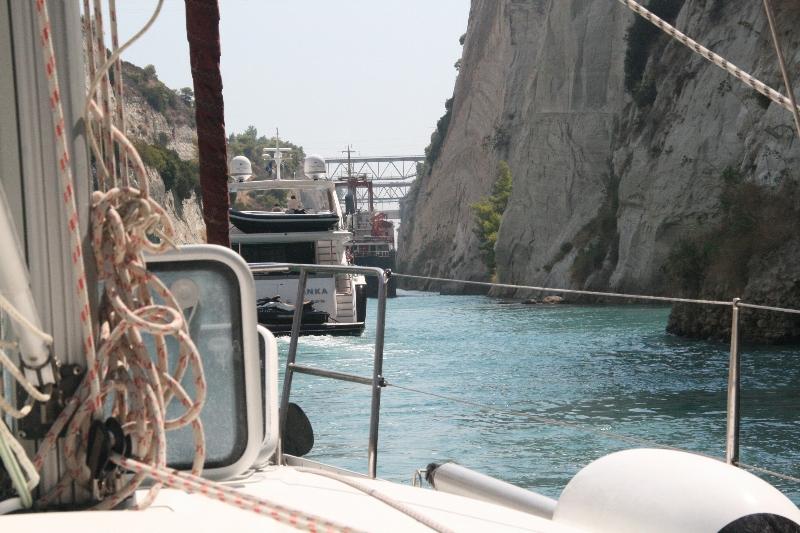 Mit Golf und Kanal von Korinth: Revierführer Ionisches Meer