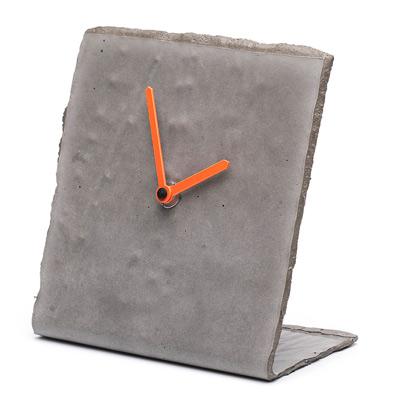 MenschMade Concrete Desk Clock