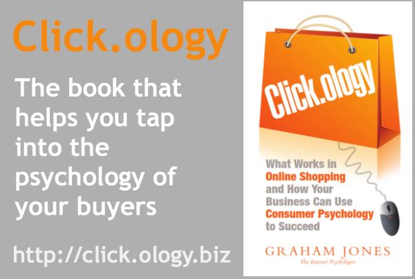 Click.ology Book Advert