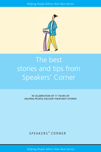 Cover of story telling book