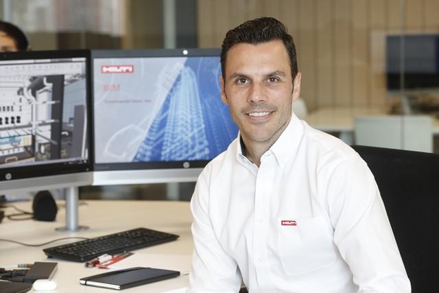 Alejandro Romero, BIM Manager de HILTI Spain