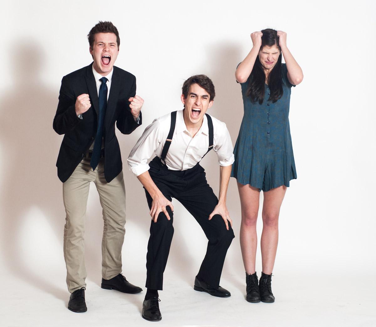 actors screaming