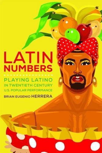 Latin Numbers Book Cover
