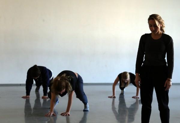 grace singleton & dancers