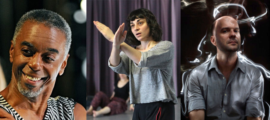 Choreographers in Residence and Conversation