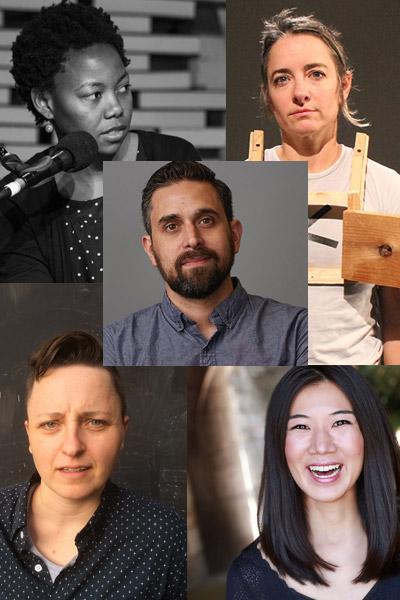 5 artists