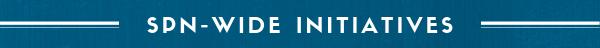 SPN-Wide Initiatives