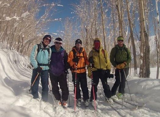 Afghani Ski Guides_Afghan Ski Challenge 2014_COPYRIGHT_UntamedBorders