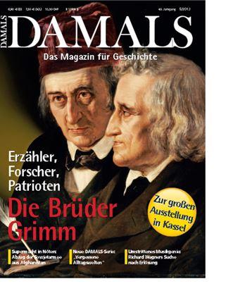 DAMALS Sonderheft zu den Brüdern Grimm
