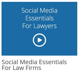 Social Media Essentials for Law Firms