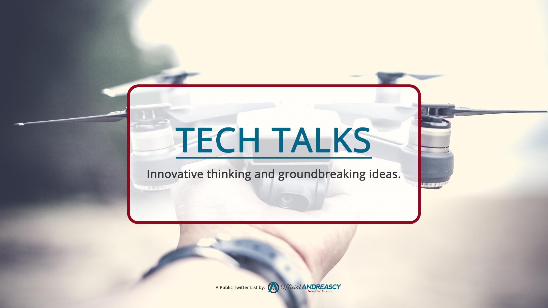 Tech Talks Twitter List