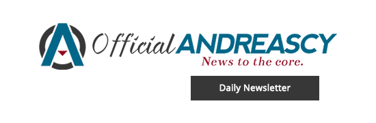 THE OFFICIAL ANDREASCY - Daily Newsletter