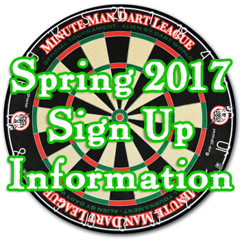 Spring 2017 Season Info