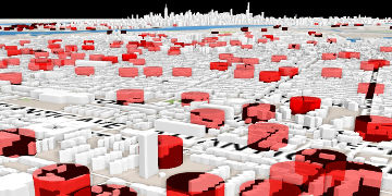 Data Visualization in Virtual Reality