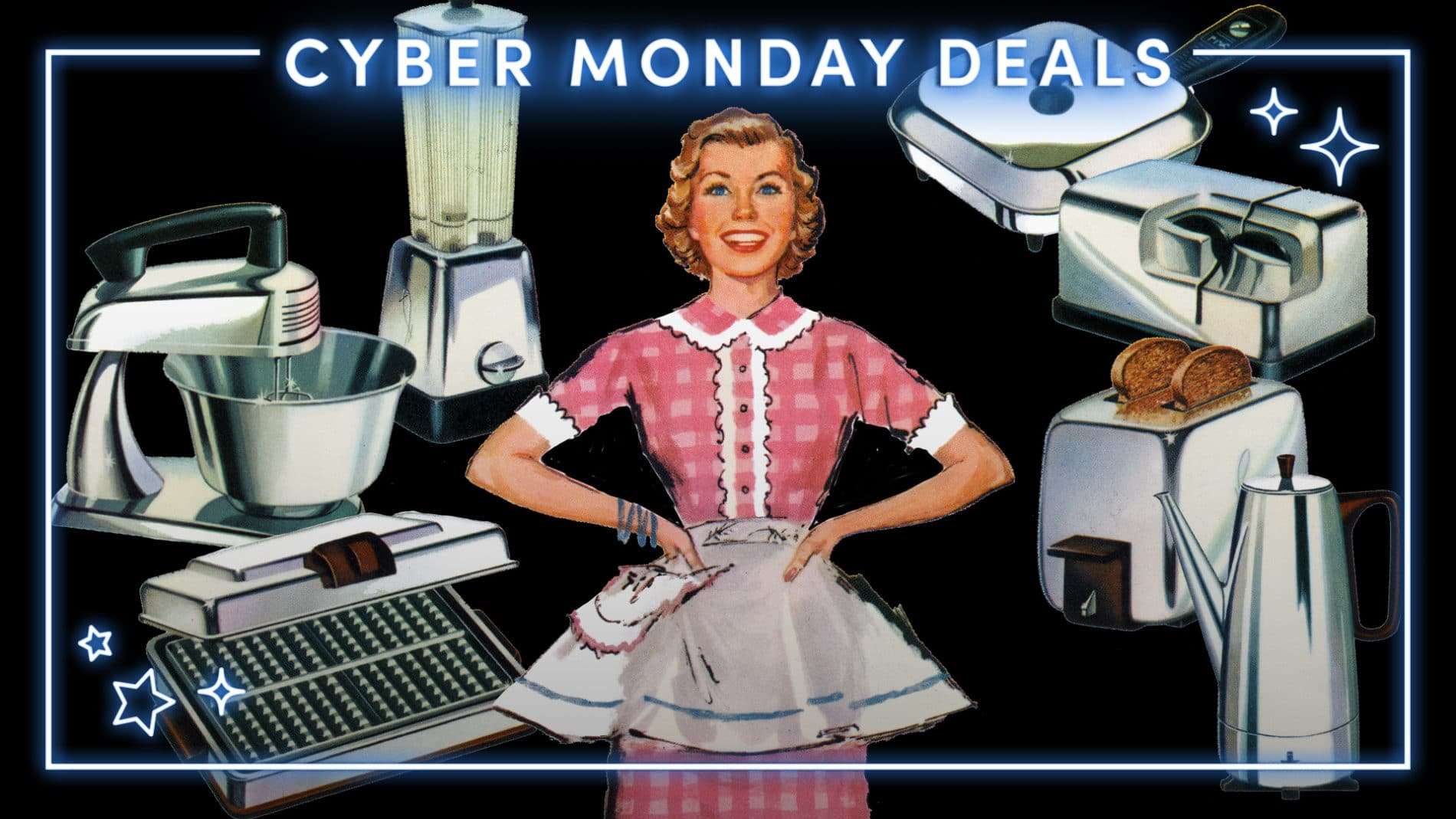 Get Ready for Cyber Monday's Best Home Deals: Kitchen and Dining 2019